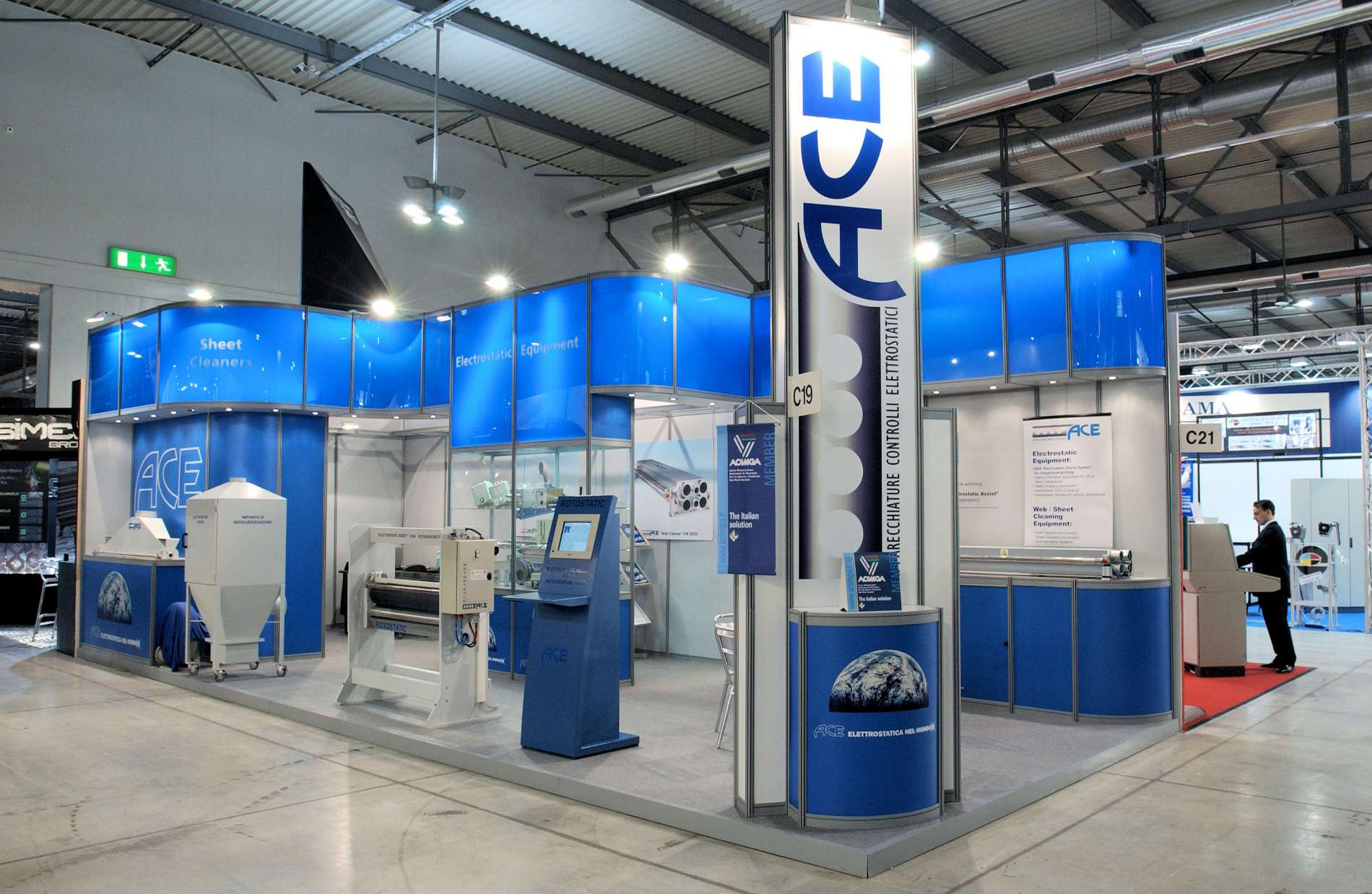 Stand modulare ACE